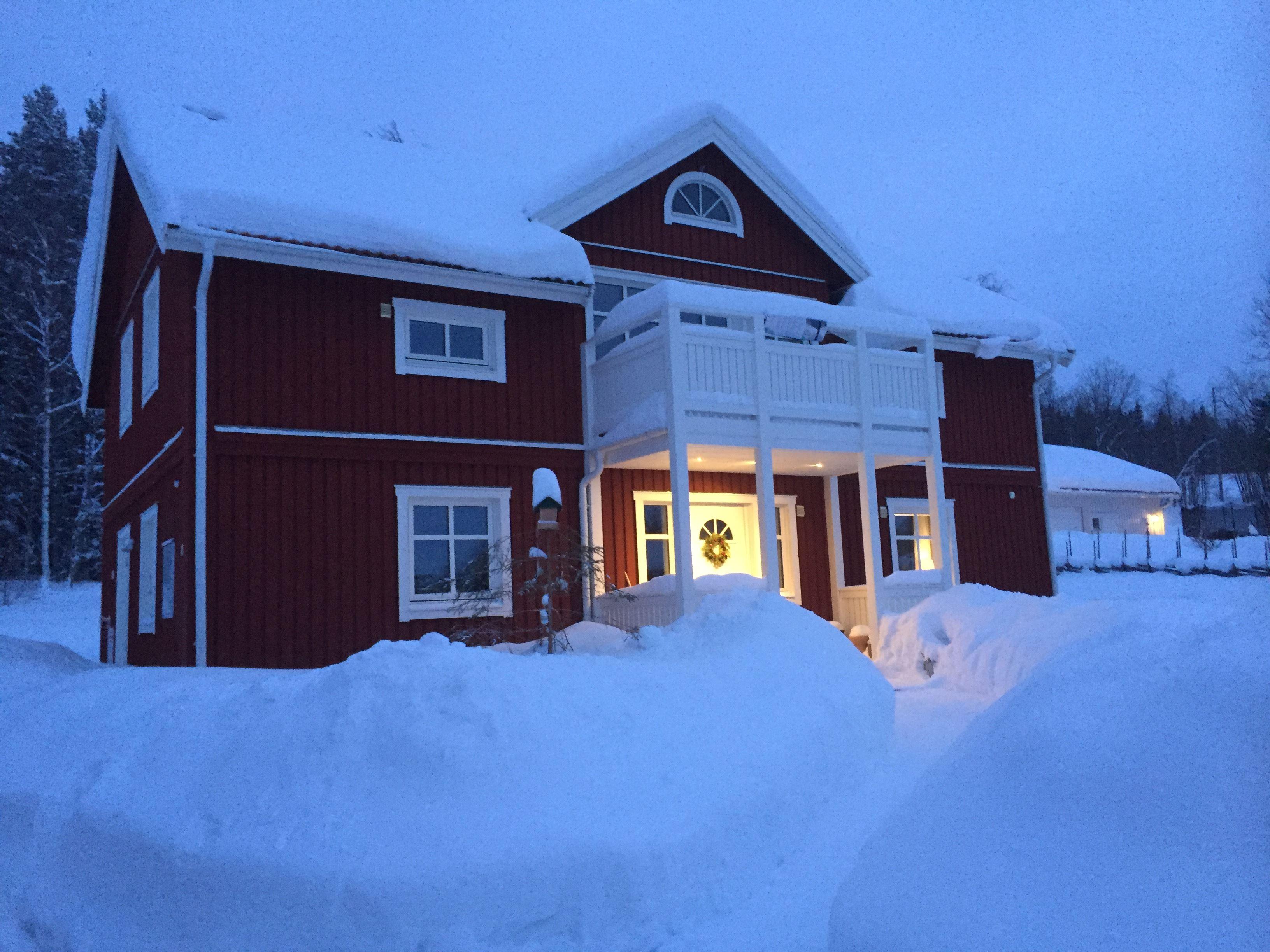 HV040 Villa på Frösön