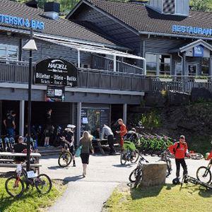 Hafjell Bike Park opening weekend