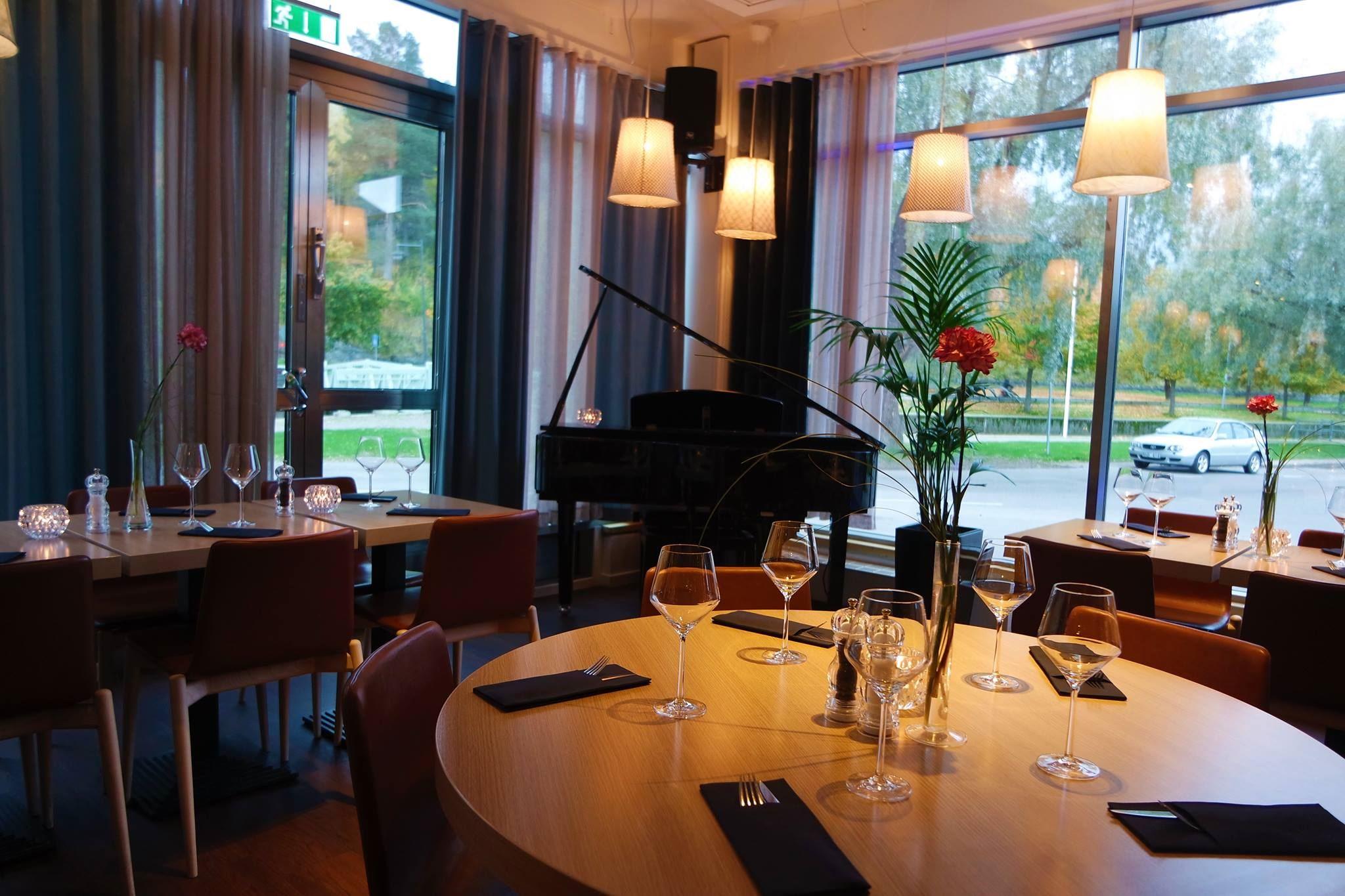 Restaurang och bar i Söderhamn