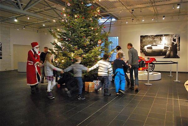 Førjulskveld hos Norsk vegmuseum