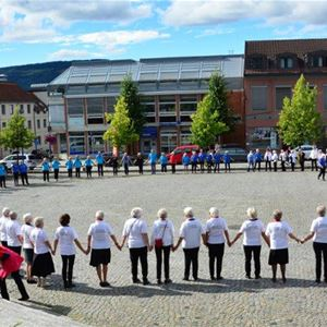 Country senior dance Competition 2022 Lillehammer