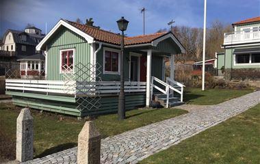 Cottage on Sternö