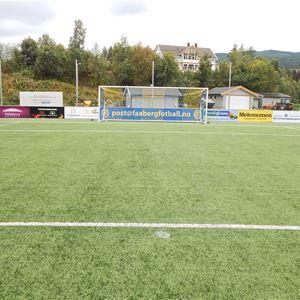 Jorekstad fotballbane