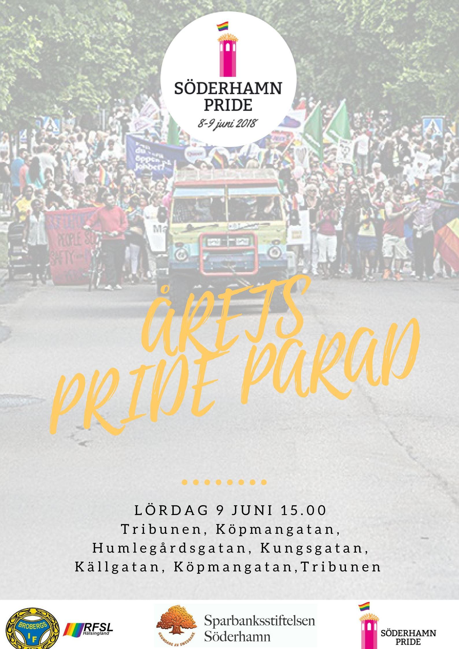 Söderhamn Pride
