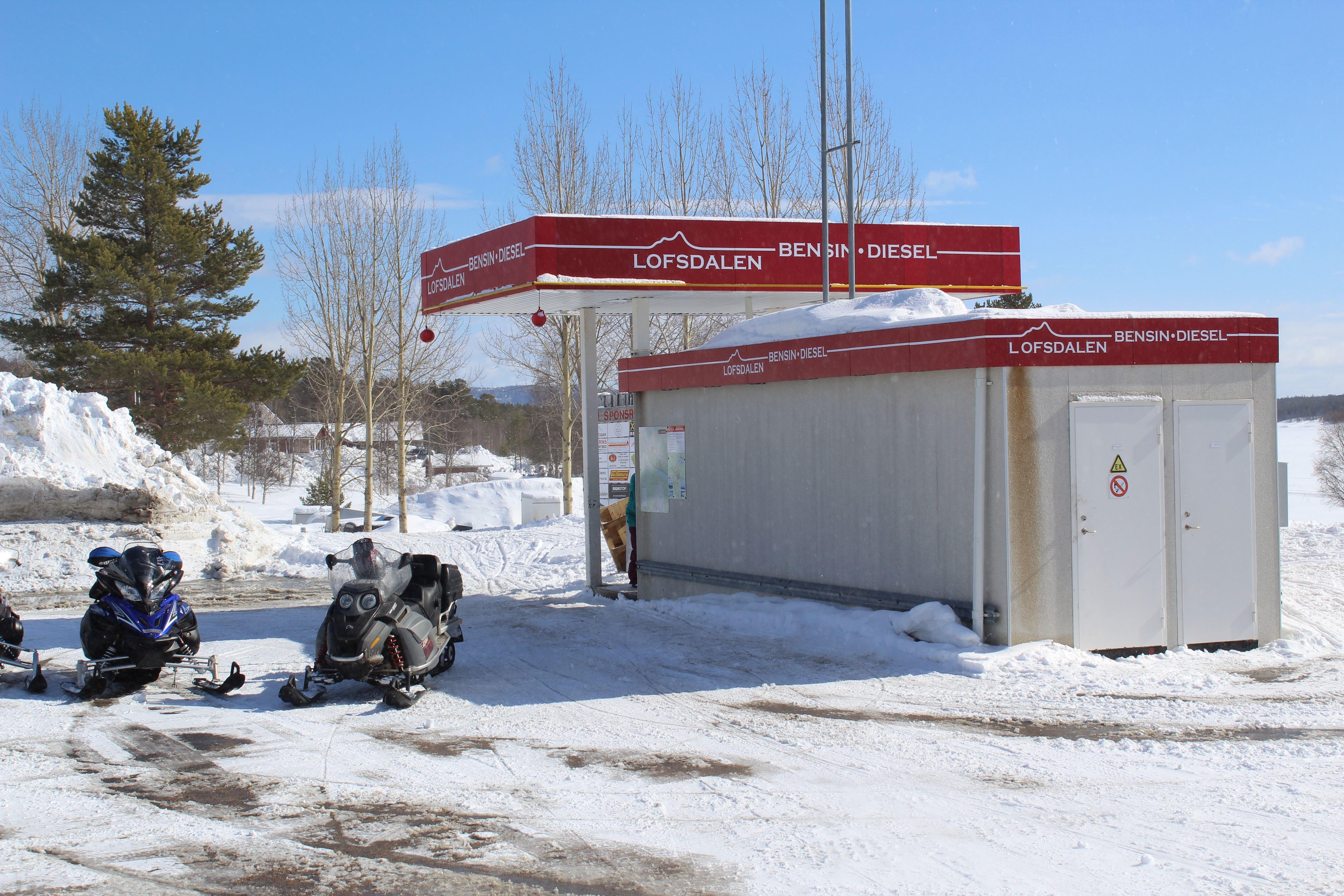bensinmack-lofsdalen