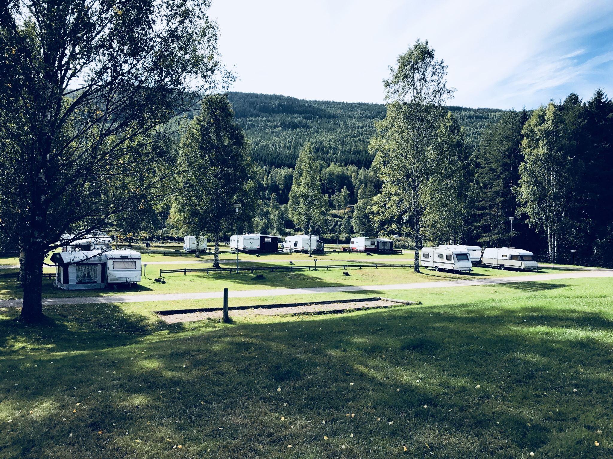 Sysslebäcks Stugby och Fiskecamping