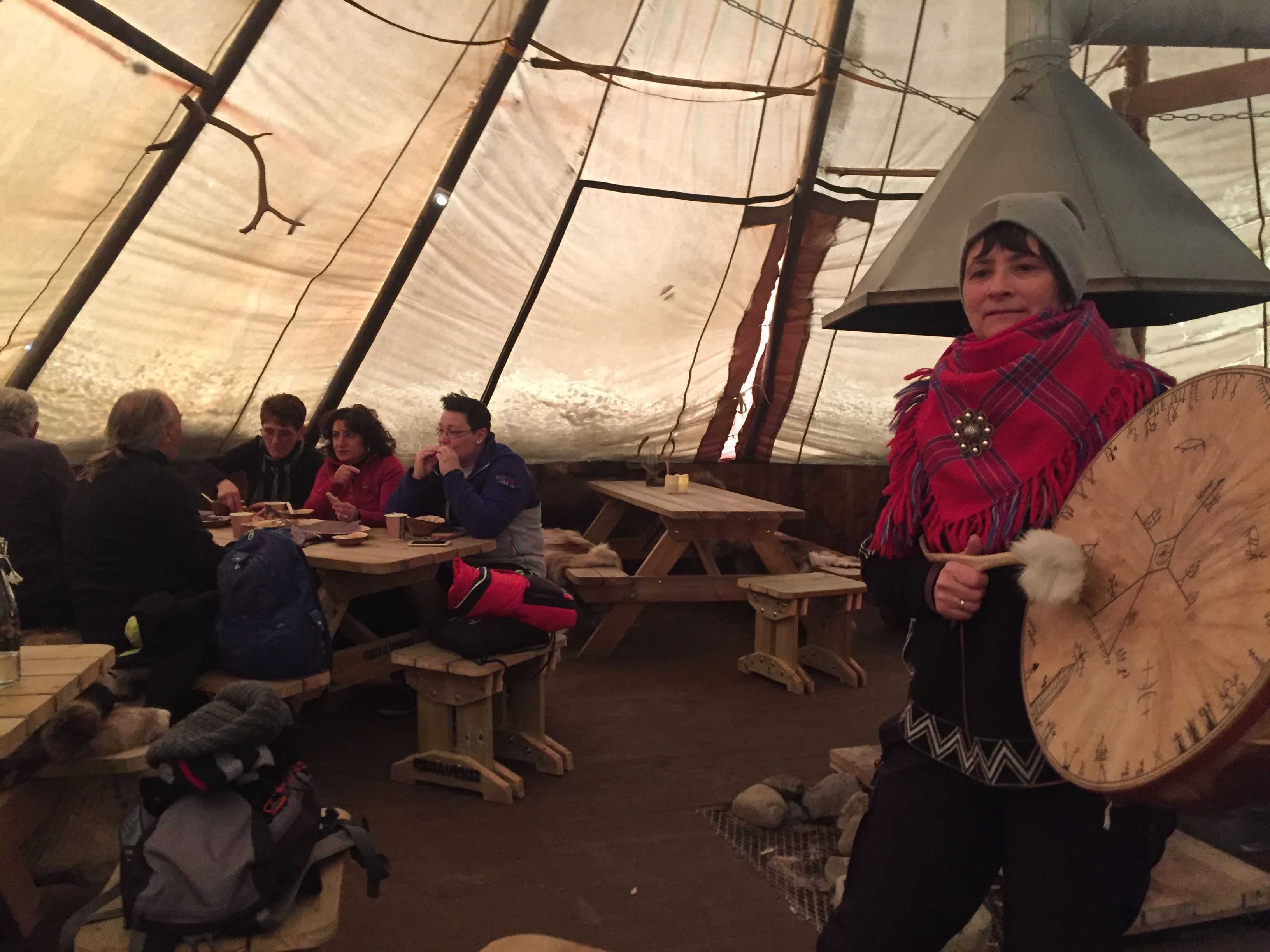 Sami Experience in Camp Summer - SamiCamp