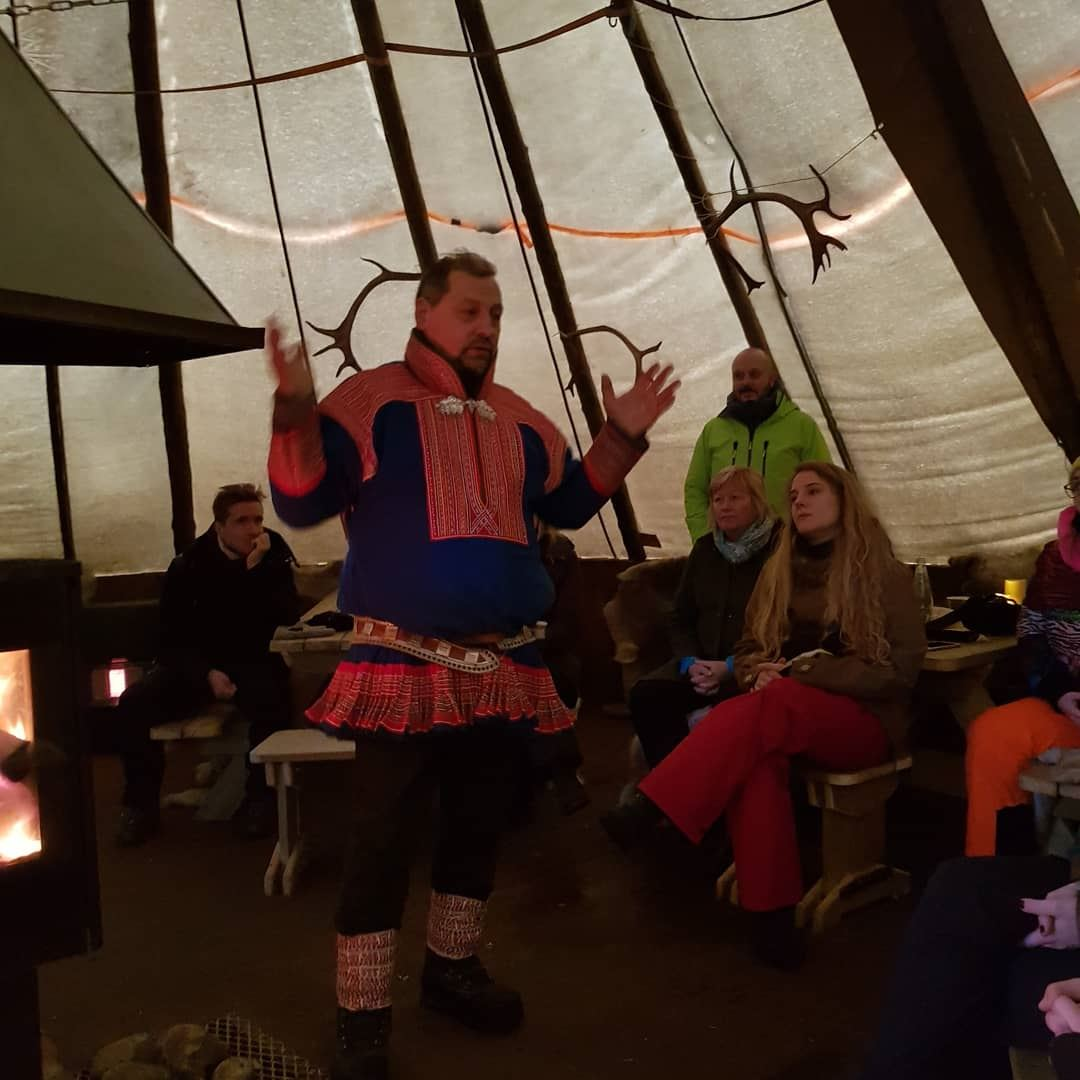 Sami Experience in Camp-SamiCamp
