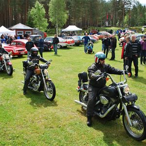 National motoring weekend