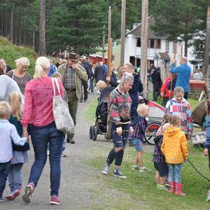 Familiedag Norsk vegmuseum
