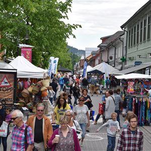 Market Days in Lillehammer