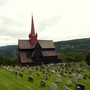 Ringebu Stave church