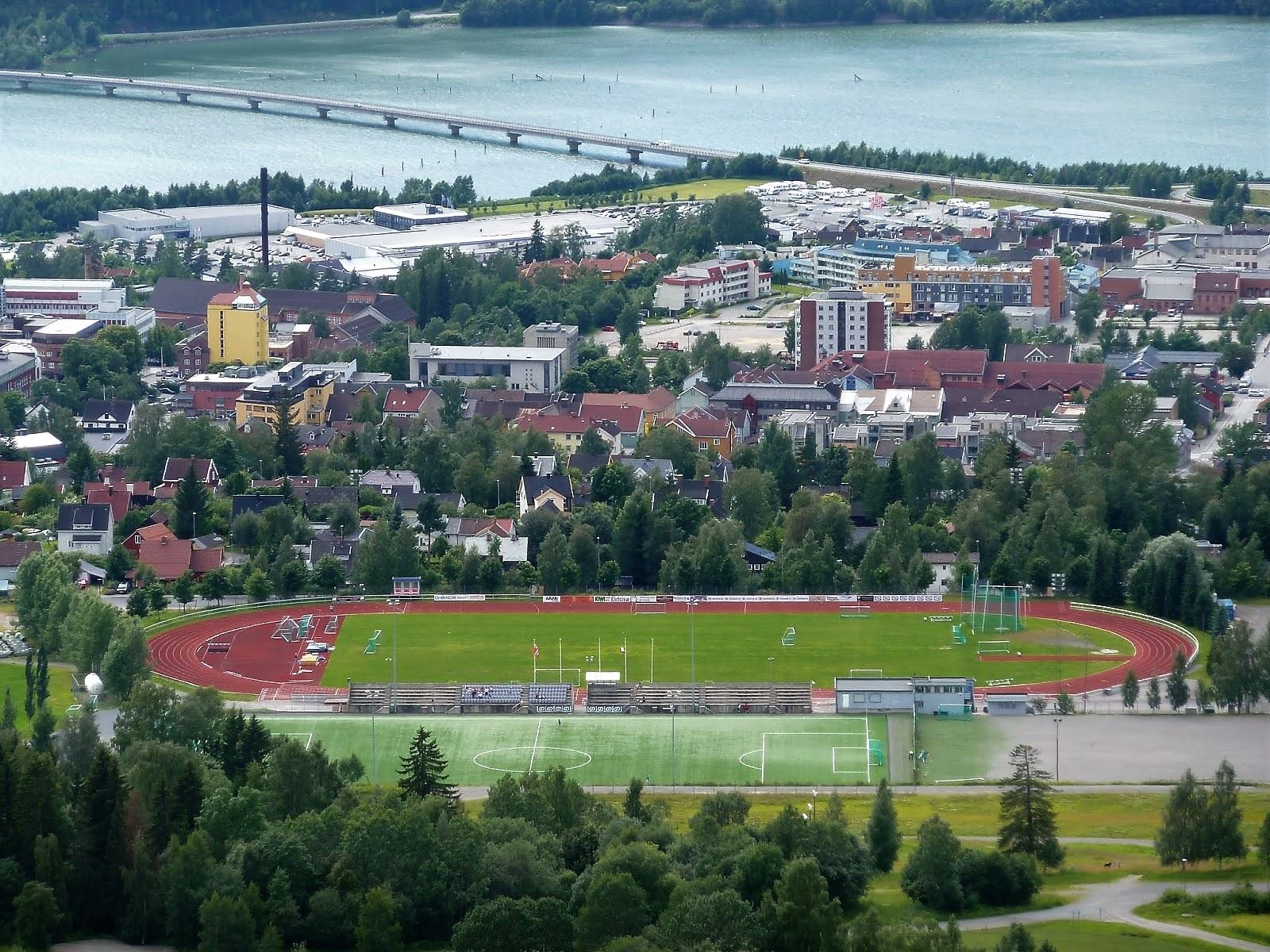 Sport athletic event in 2019 at Lillehammer