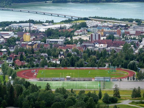 Veidekkelekene 2021 på Lillehammer