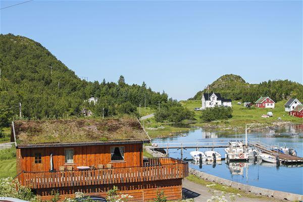 LAUKVIK-Feriehus og Sjøhytter