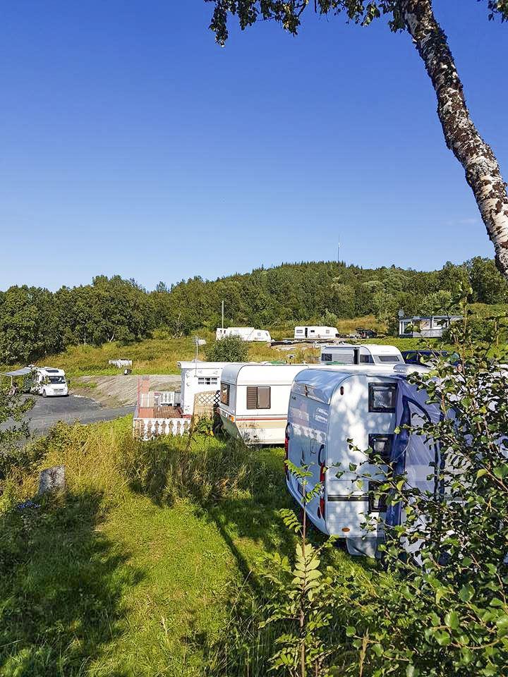 Camp Solbergfjord