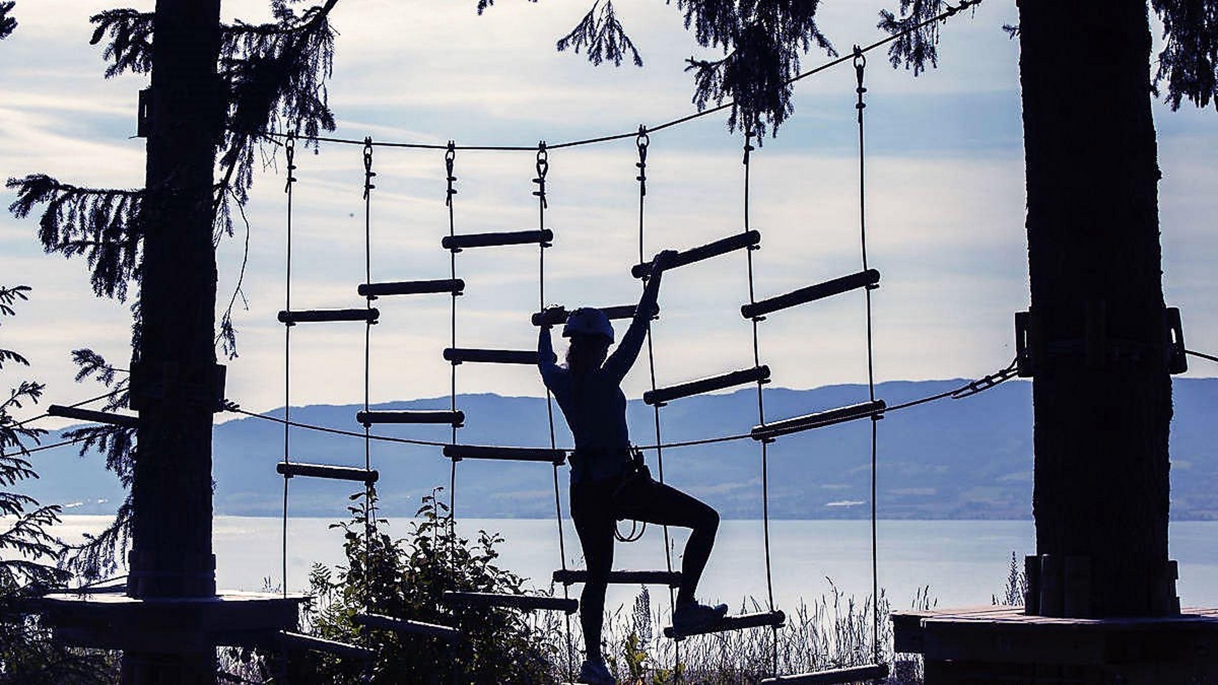 Helgøya klatrepark