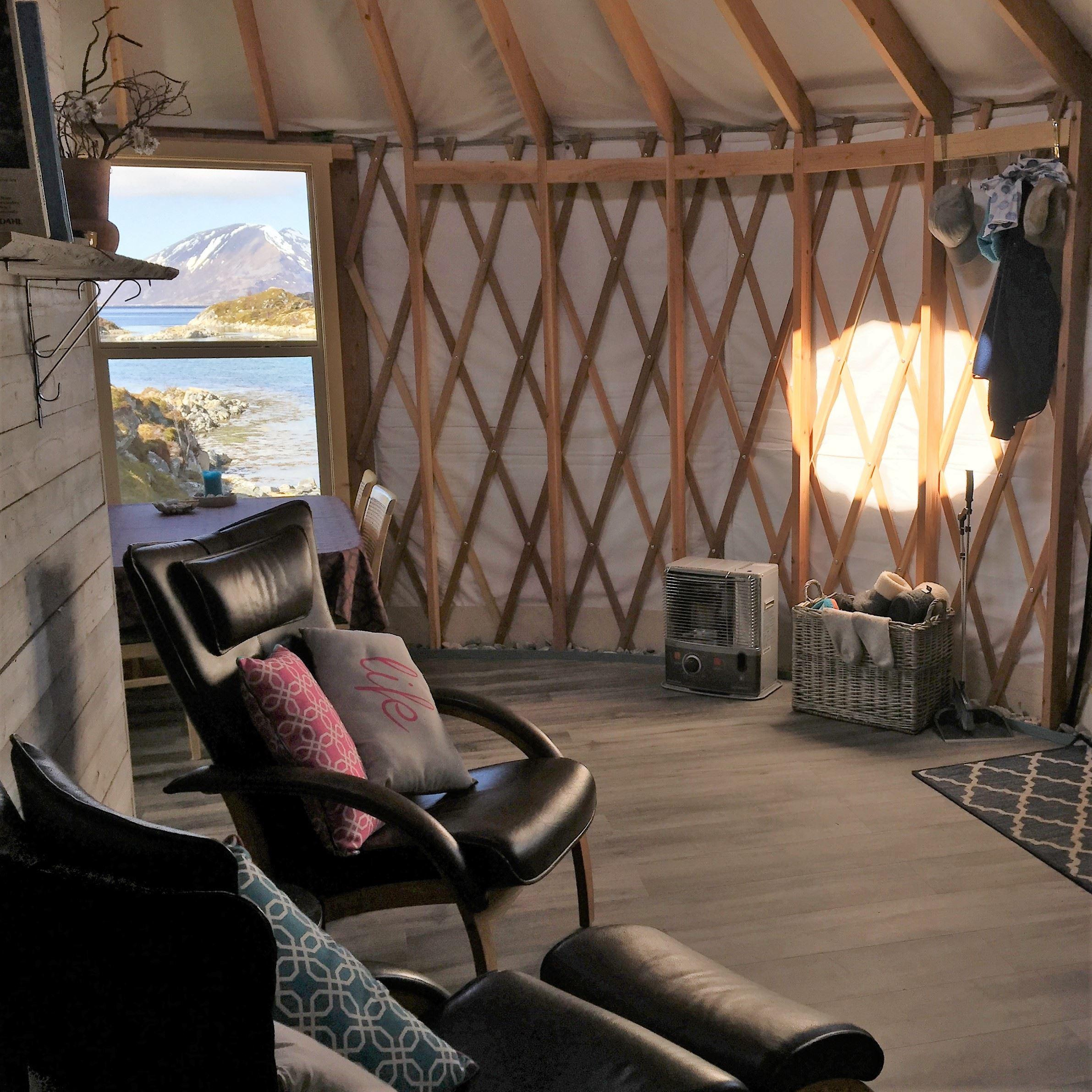 2 Dager Arctic Camp med kajakk - Elements Arctic Camp