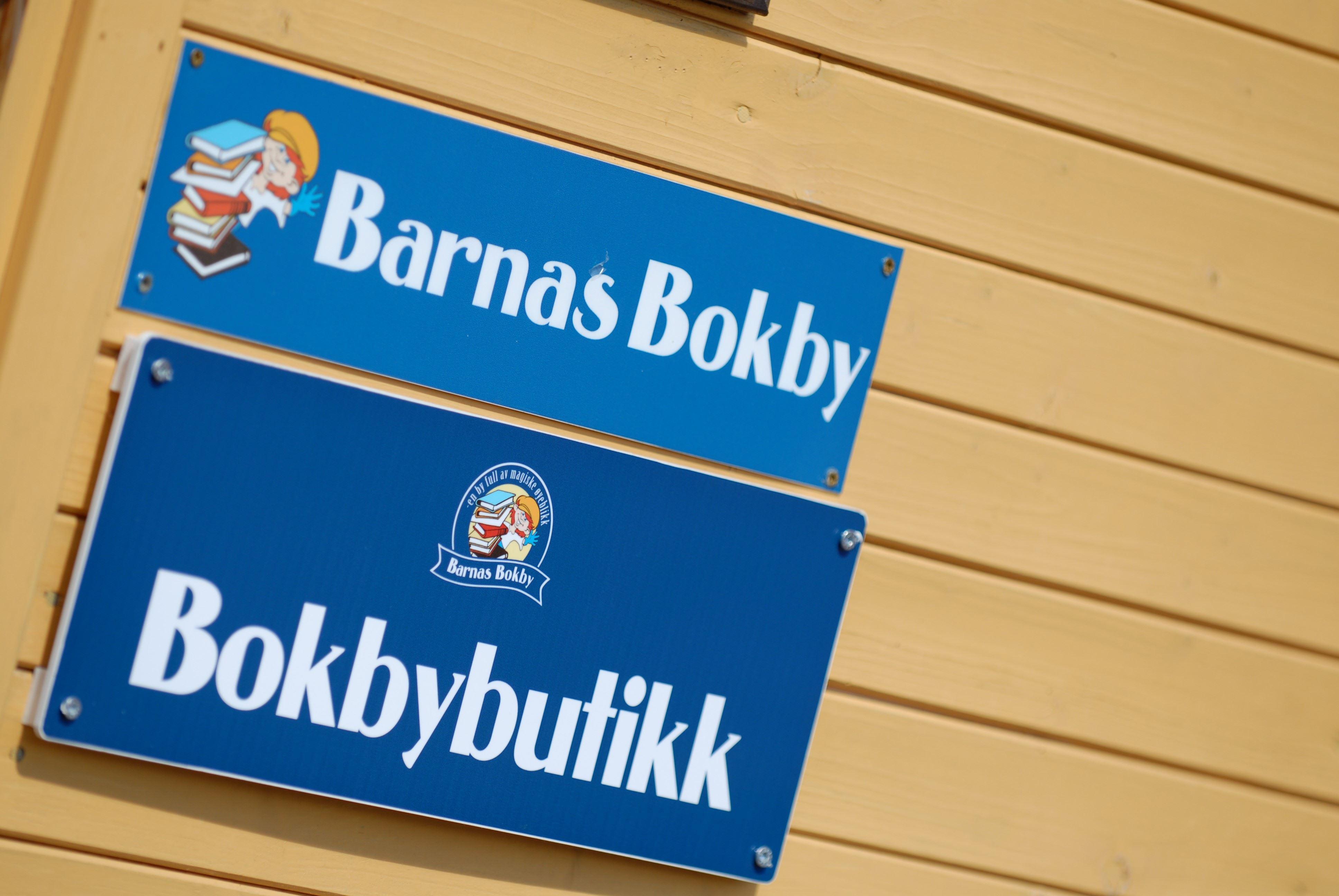 Bokbycafe