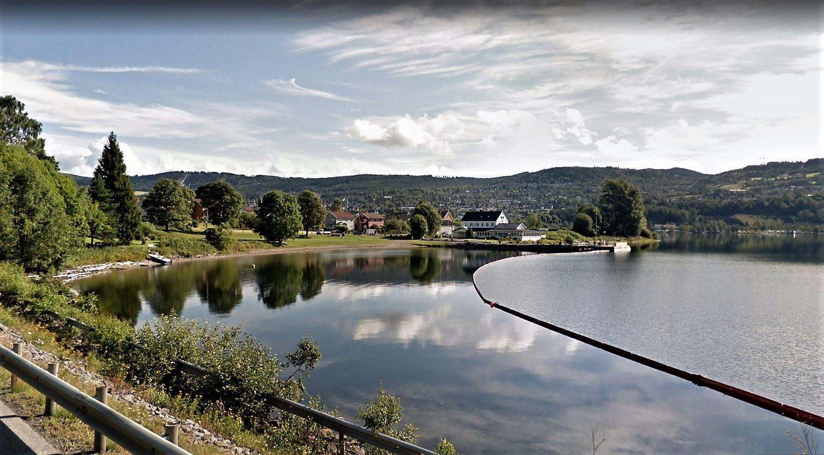 Badeplasser i Lillehammer regionen