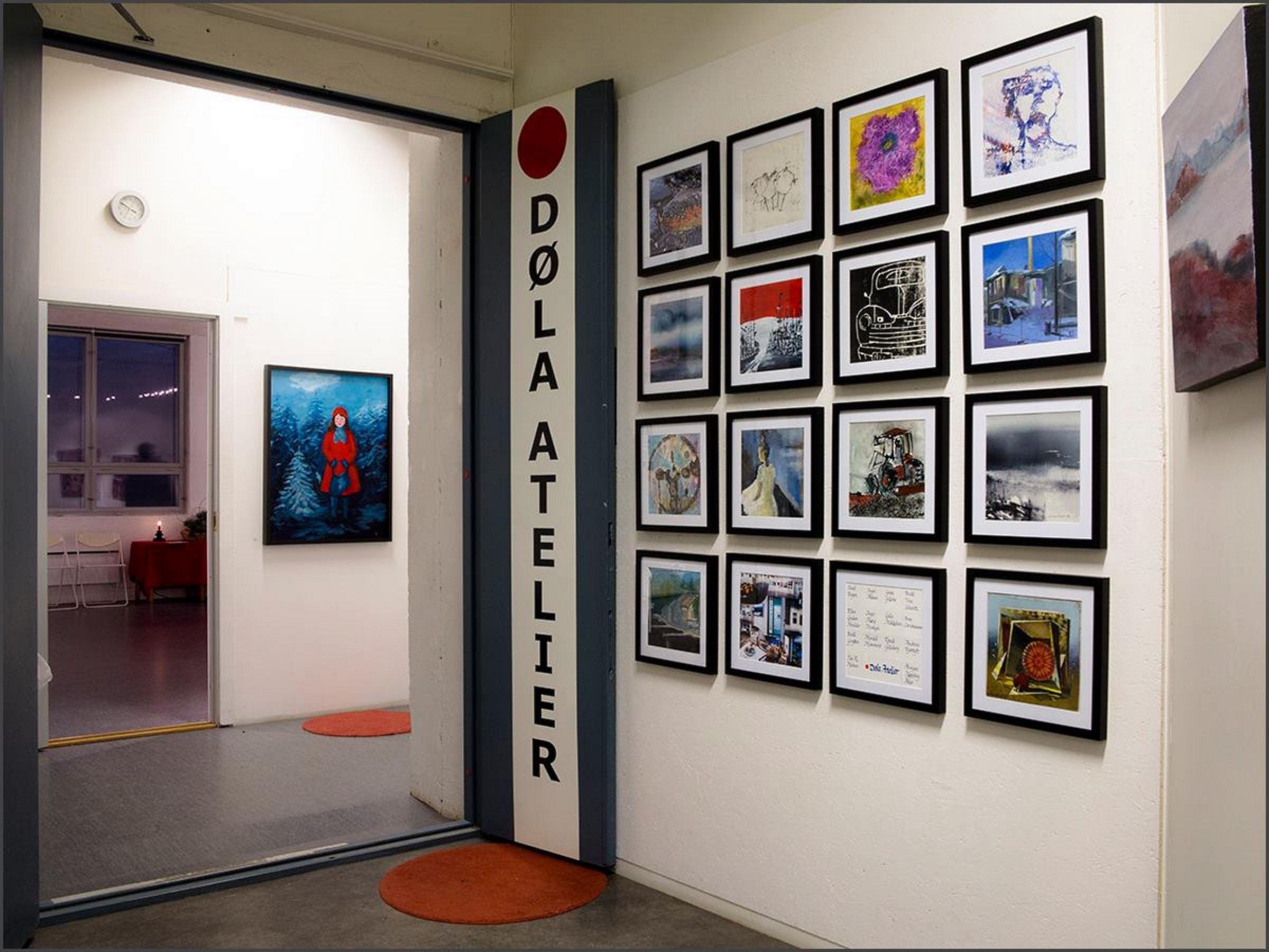Døla Atelier Galleri