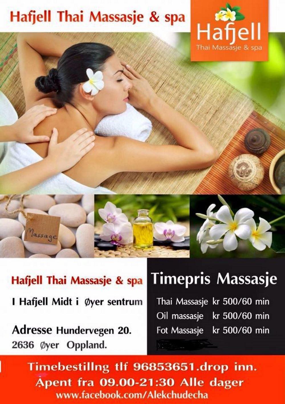 Hafjell Thai massasje & spa