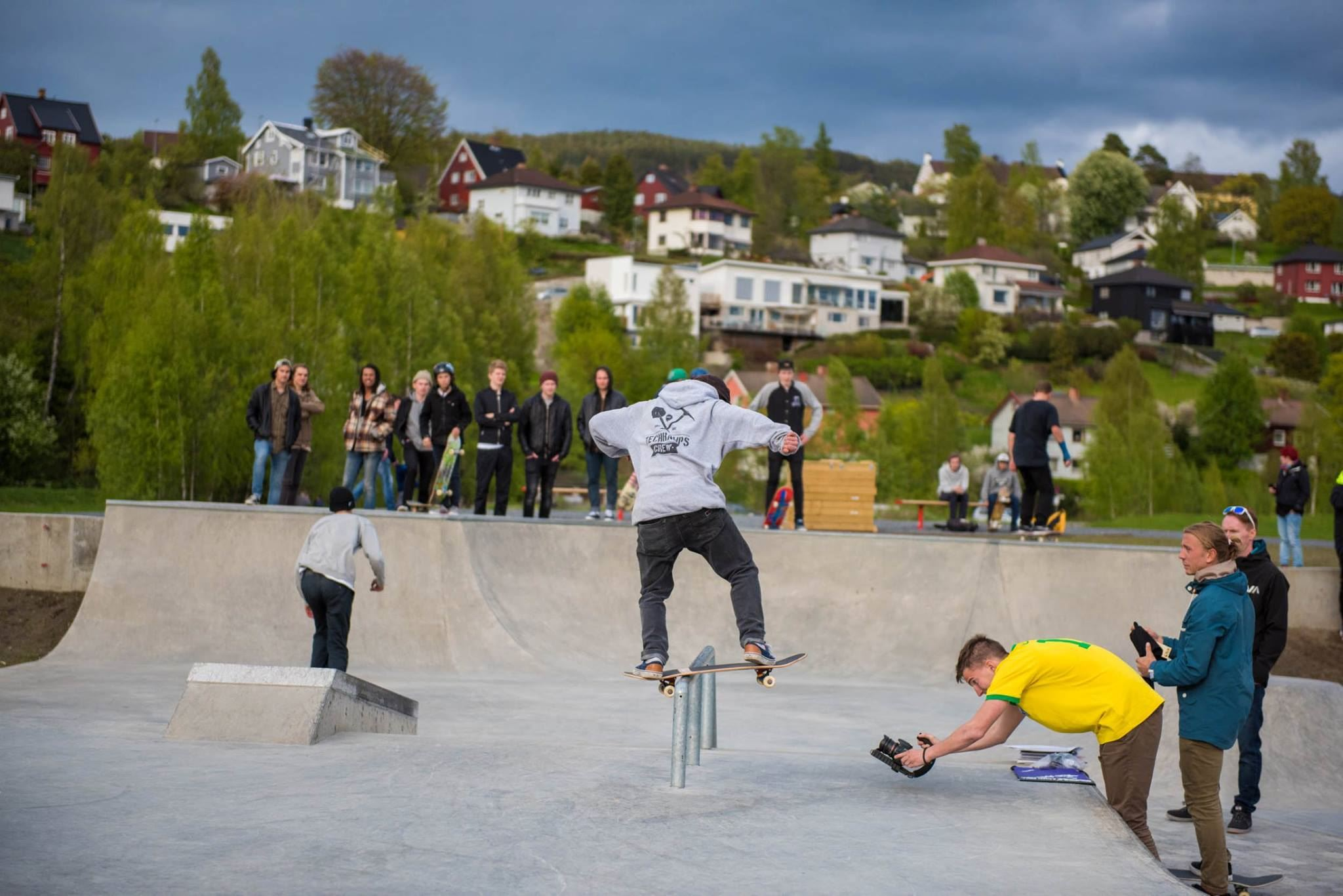 Lillehammer skatepark