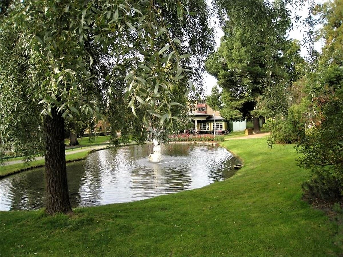 Søndre park Lillehammer