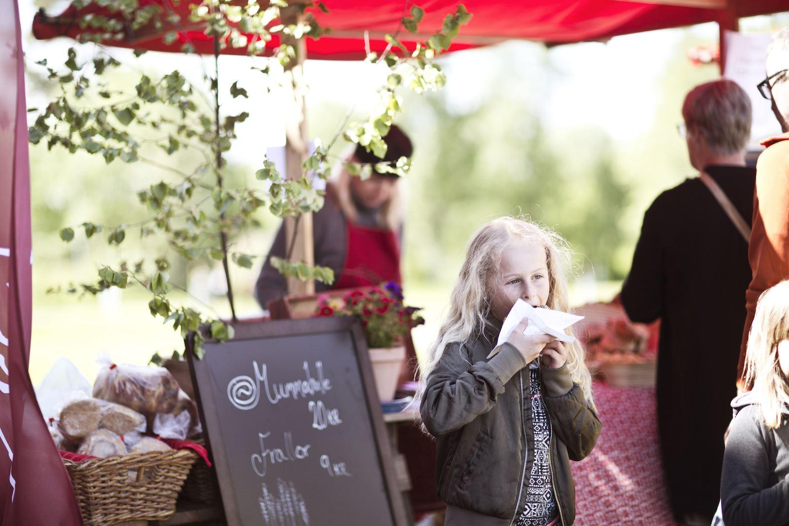 Tina Stafrén,  © crEATive pARTy in the Park, EatArt Festival
