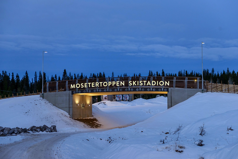 Mosetertoppen skistadion