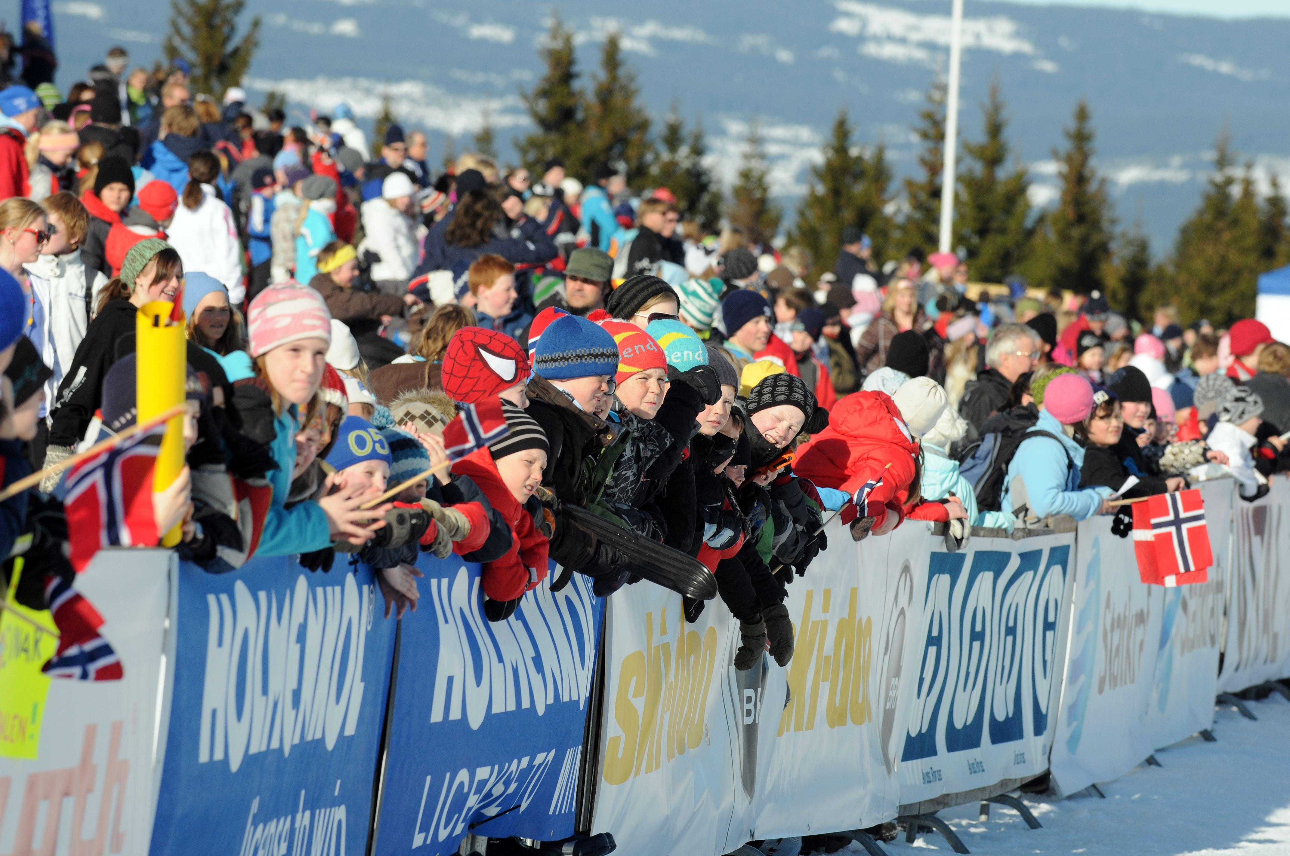 Esben Haakenstad, Birkebeineren ski og skiskytterstadion