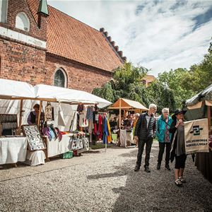 Killebom - a festival in the city of Sölvesborg