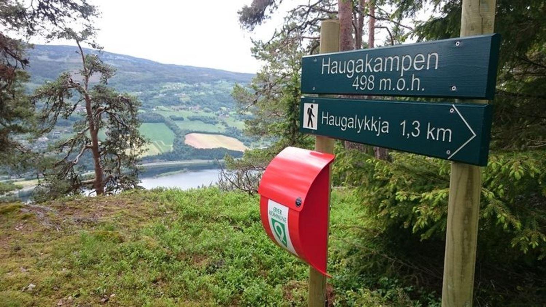 © Øyer kommune, Turstier i Øyer kommune