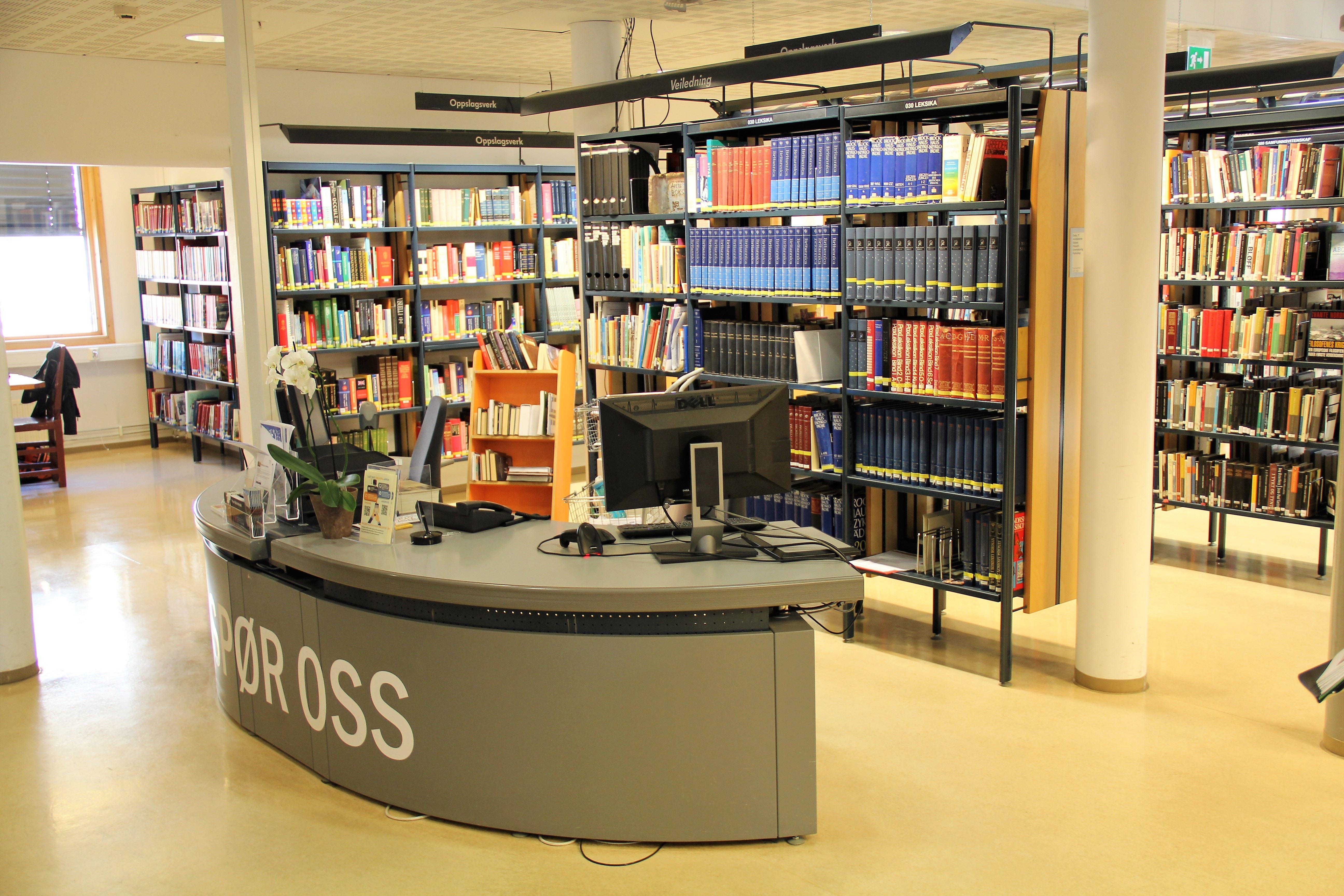 Lillehammer bibliotek