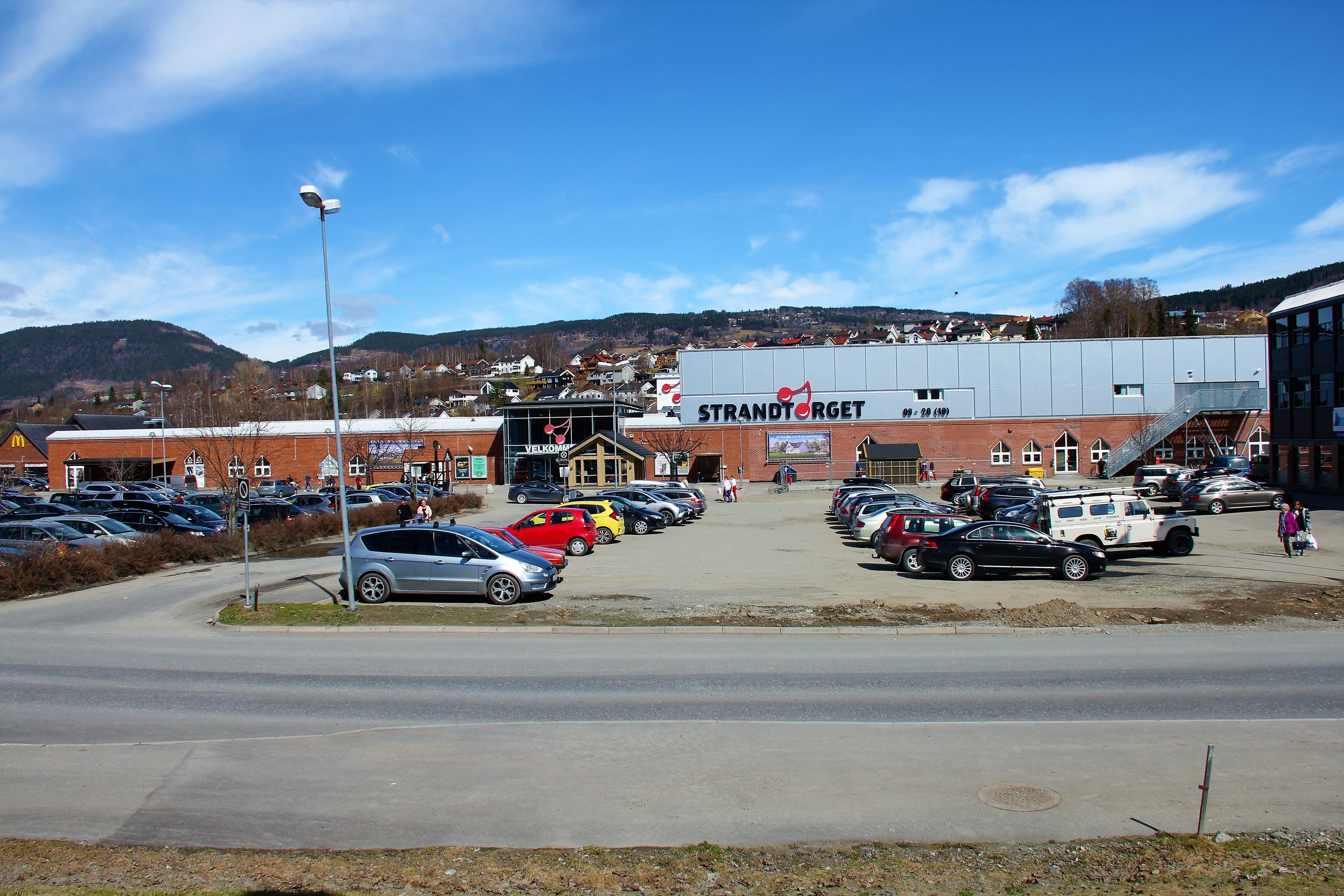 Strandtorget kjøpesenter