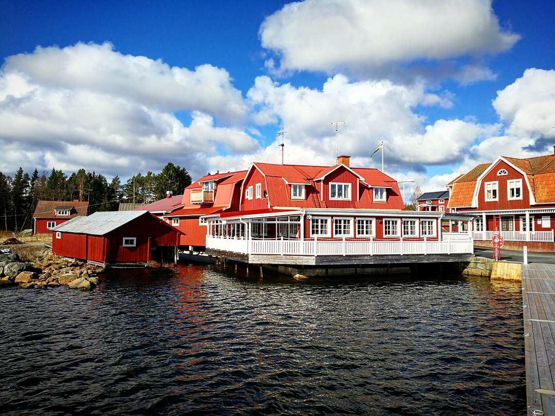 Fiskrestaurang i Skärså Söderhamn