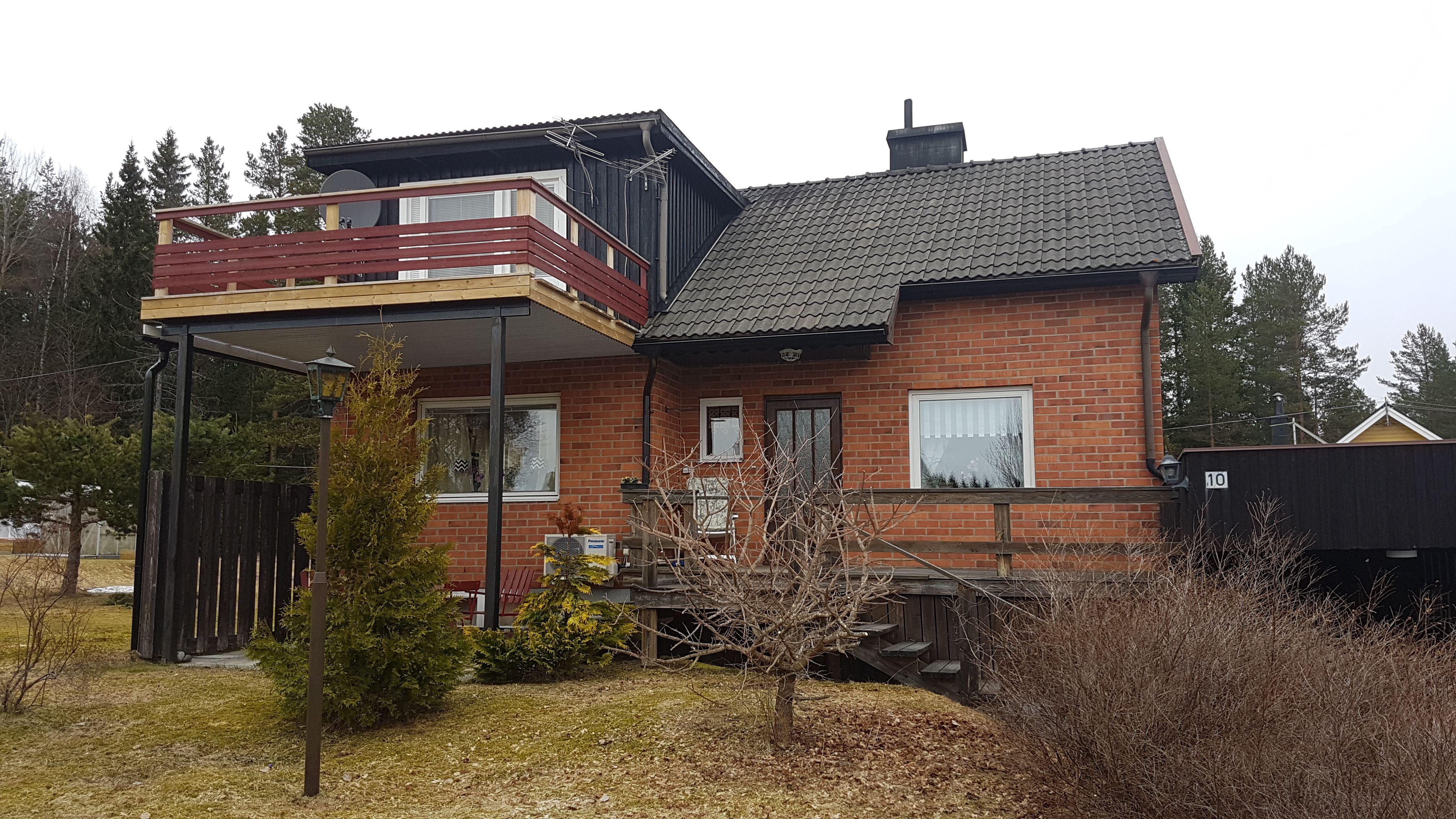 S1103 Trombonvägen, Örnsköldsvik