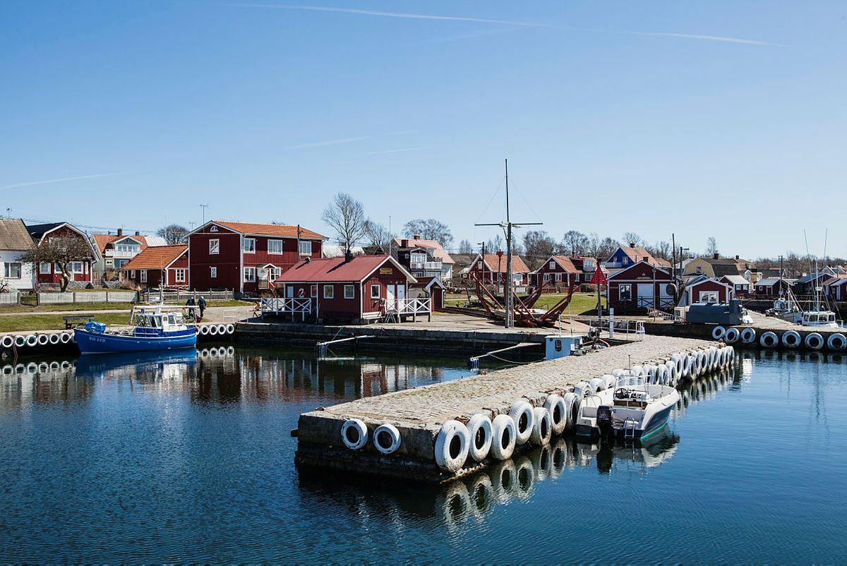 Serny, Hanö island