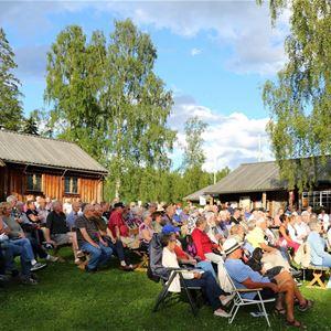 Joakim Nilsson, Bjuråkers Forngård ALLSÅNG