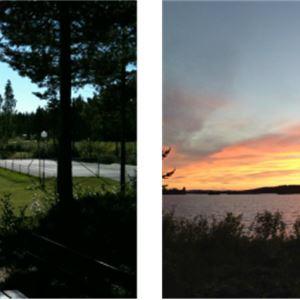Åskilje Camping and lodge