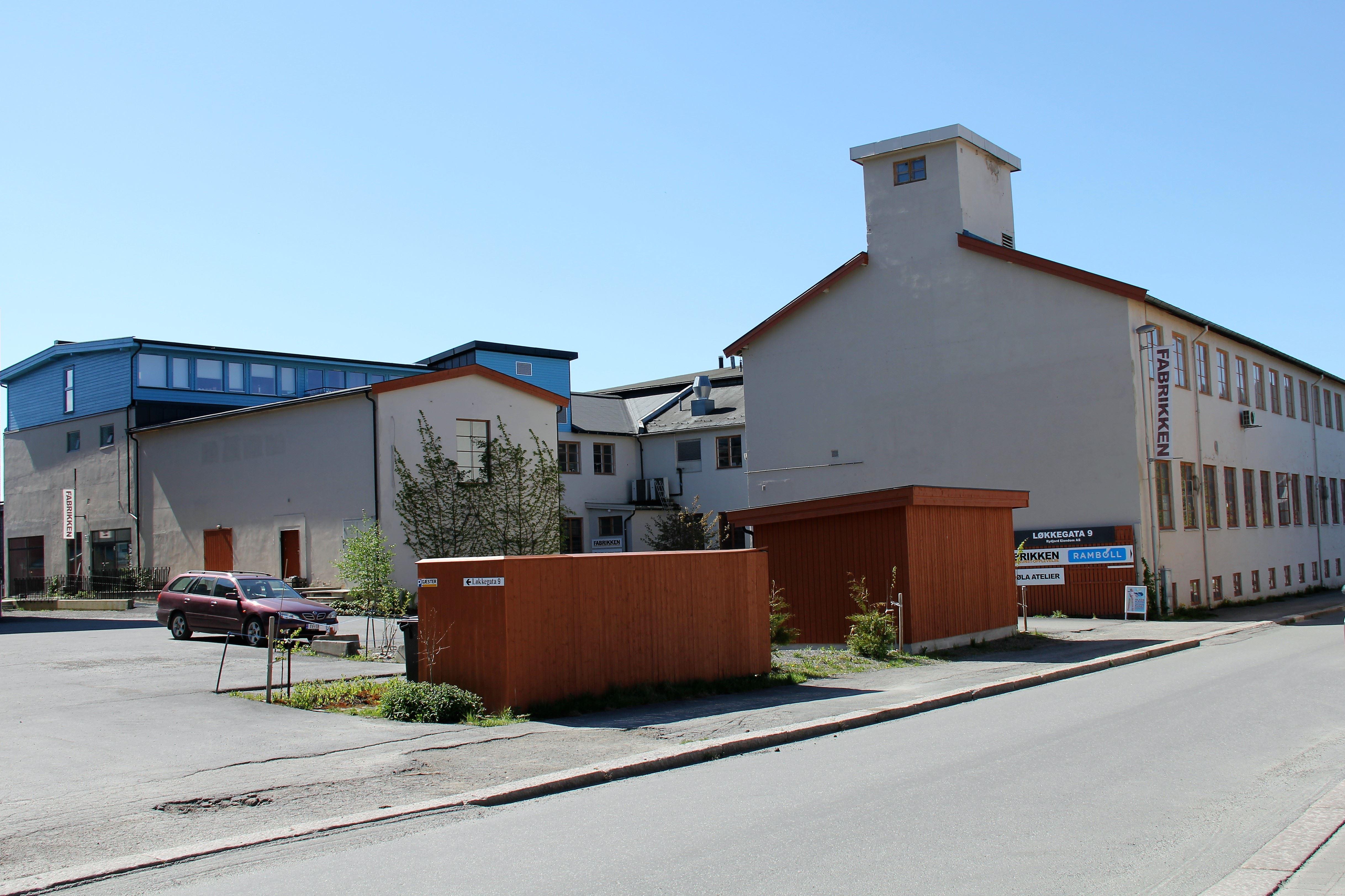 Fabrikken Lillehammer