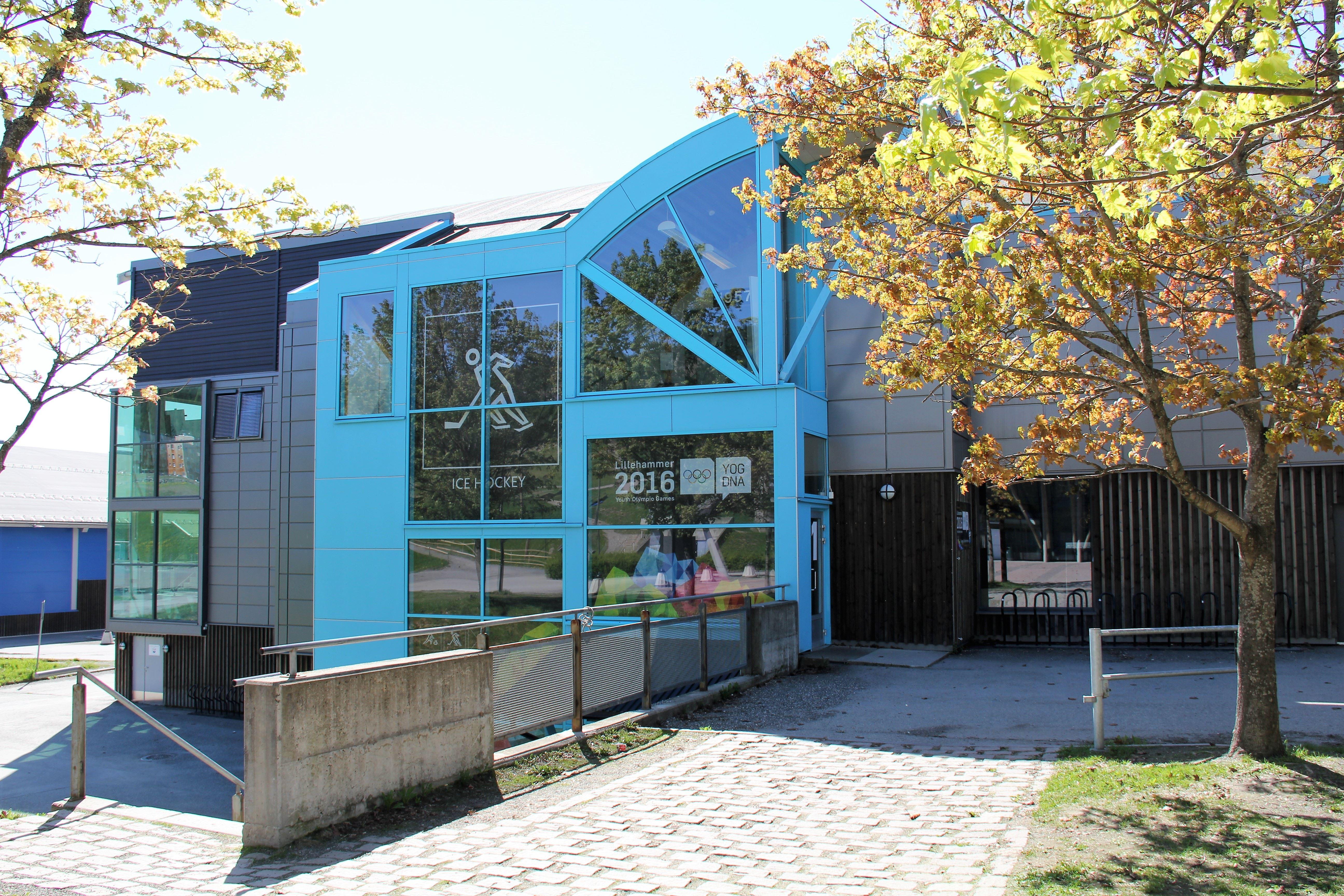Kristins Hall i Lillehammer