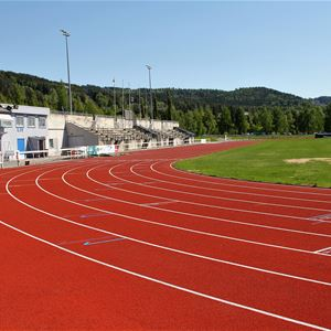 Sport athletic event in 2020 at Lillehammer