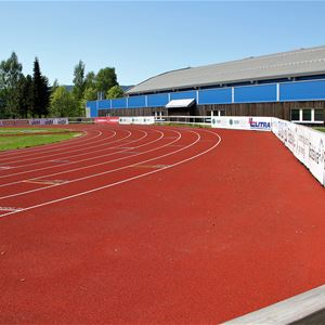 Stampesletta idrettspark i Lillehammer