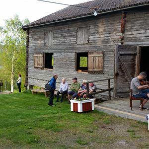 Kvällsstämma på Norrbo hembygdsgård - med spelmän och invigningskonsert för Musik vid Dellen