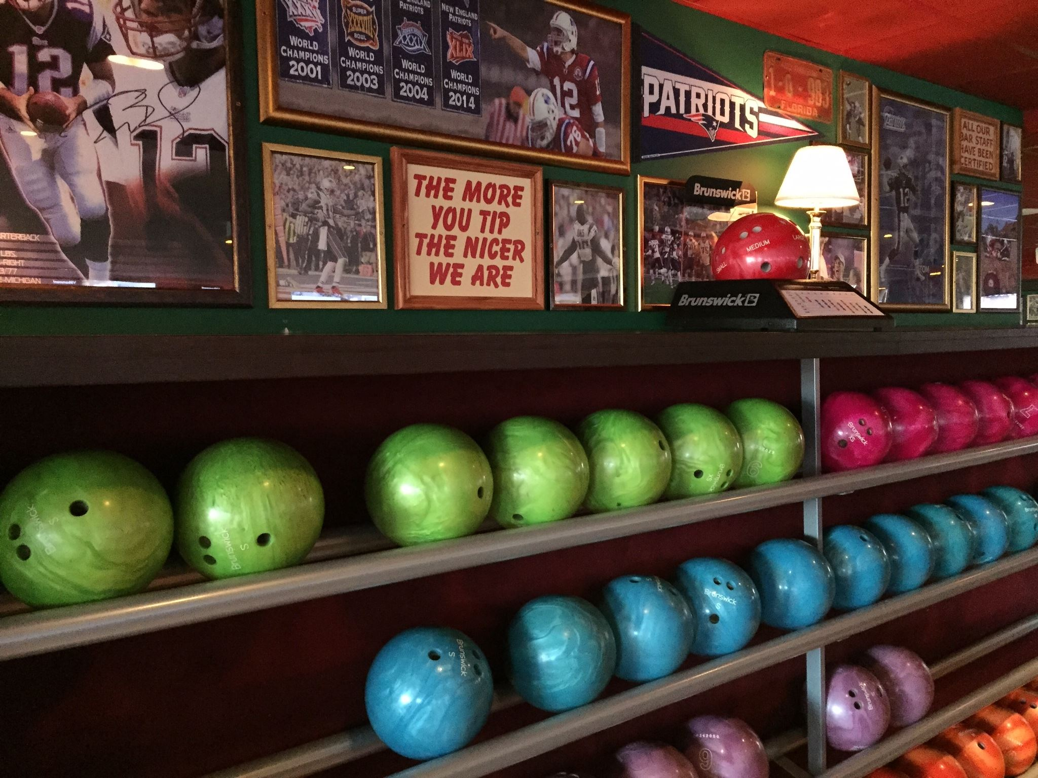 Bowling O'Learys