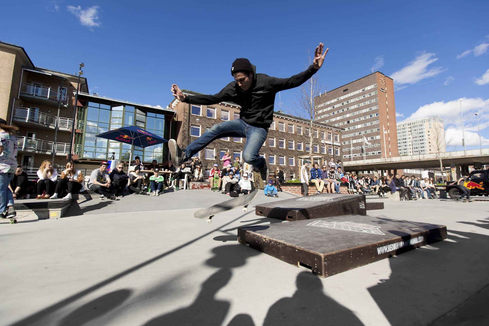 Skateparken Sparken