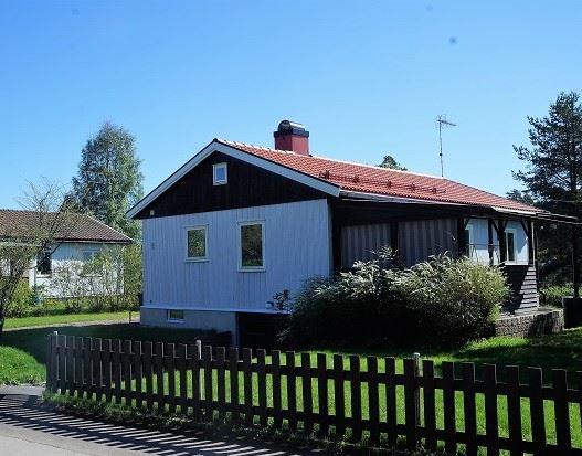 Vansbrosimningen. Privatrum V104, Tullgatan, Vansbro.