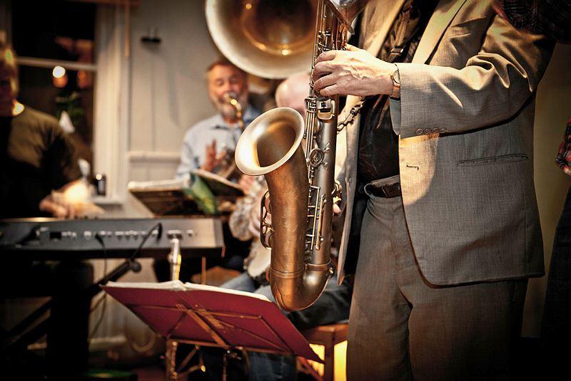Jazzkonsert med Örlycke Jazzmen 27/9