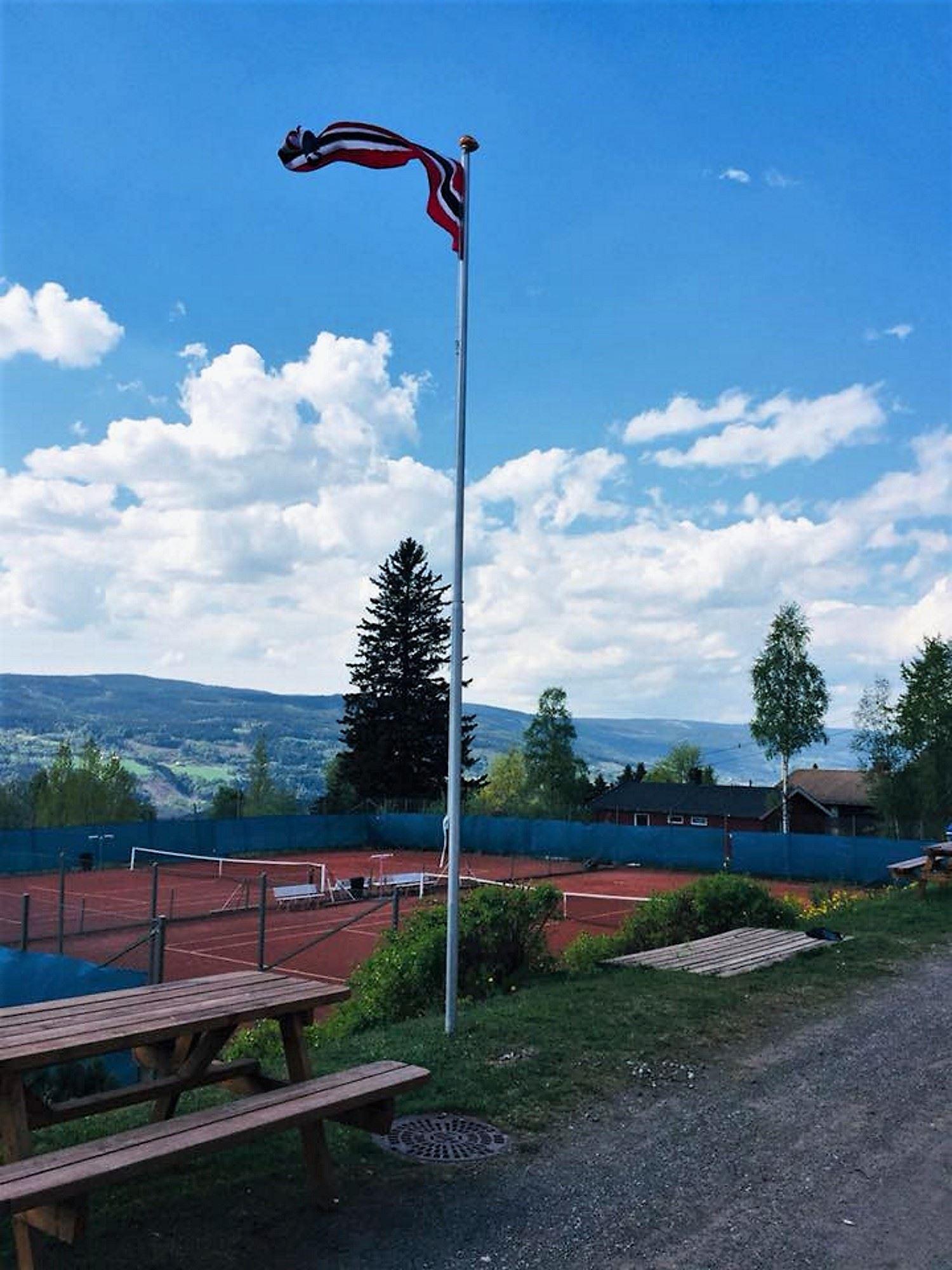 Tennisbane Lillehammer